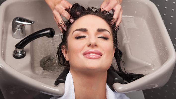 hairwash